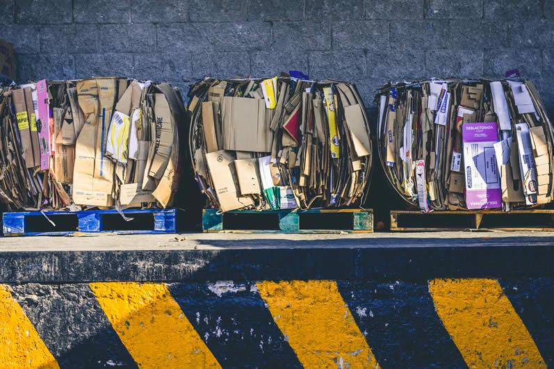 Mejora la gestión de desechos con la compactación de residuos